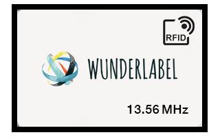 RFID 13.56 MHz Plastic Card