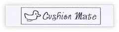 Classic Printed Satin Labels - design online