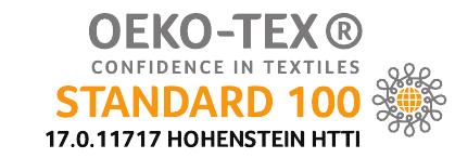Oeko-Tex Confidence in Textiles Standard 100 wunderlabelEU